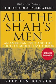 All the Shah's Men book cover