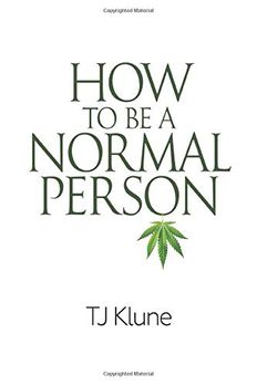 How to Be a Normal Person book cover
