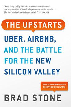 The Upstarts book cover
