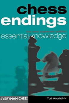 Chess Endings book cover