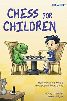 Chess for Children book cover