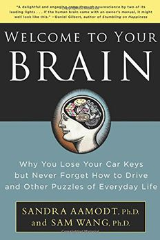 Welcome to Your Brain book cover