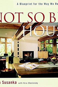 The Not So Big House book cover