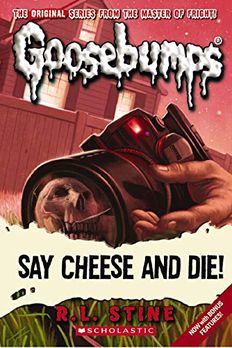 Say Cheese and Die! book cover