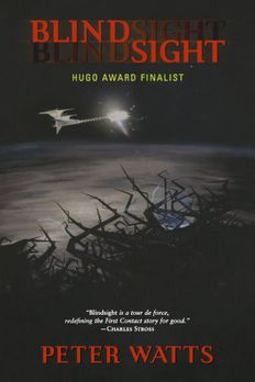 BLINDSIGHT book cover