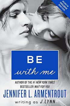 Be with Me book cover