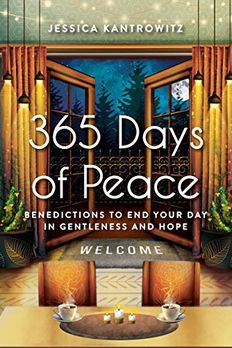 365 Days of Peace book cover
