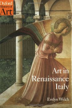 Art in Renaissance Italy book cover