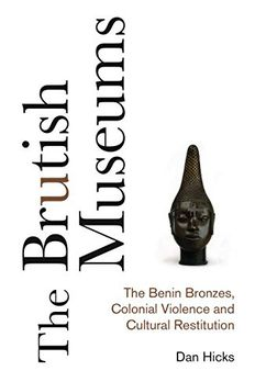The Brutish Museums book cover