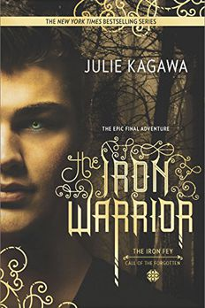 The Iron Warrior book cover