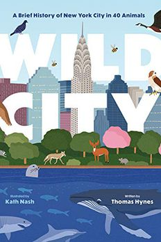 Wild City book cover
