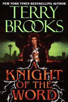 A Knight of the Word book cover