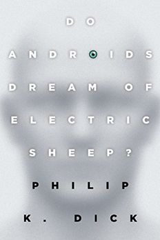 Do Androids Dream of Electric Sheep? book cover
