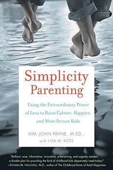 Simplicity Parenting book cover