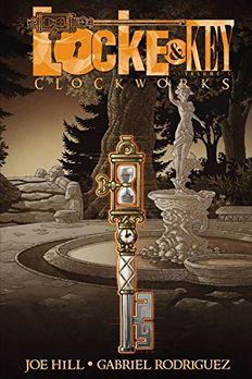 Locke & Key Volume 5 book cover