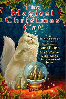 The Magical Christmas Cat book cover
