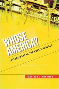 Whose America? book cover