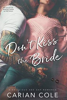 Don't Kiss the Bride book cover