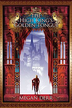The High King's Golden Tongue book cover