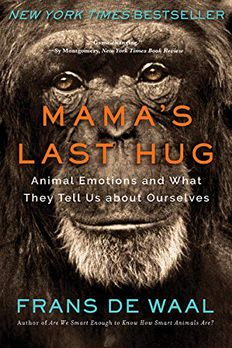 Mama's Last Hug book cover
