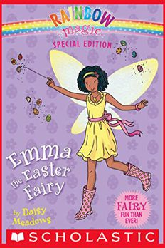 Emma The Easter Fairy book cover