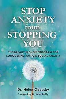 Stop Anxiety from Stopping You book cover