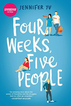 Four Weeks, Five People book cover