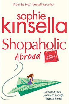 Shopaholic Abroad book cover