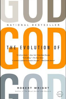 The Evolution of God book cover