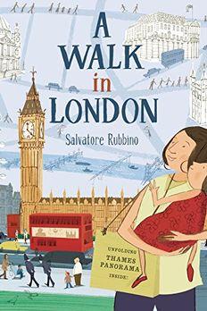 Walk in London book cover