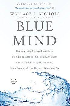 Blue Mind book cover