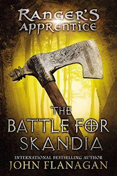 The Battle for Skandia book cover