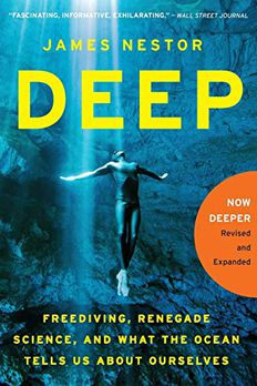 Deep book cover