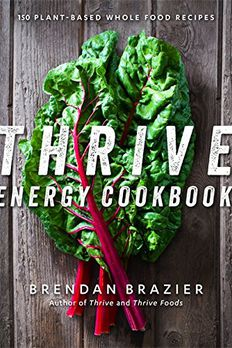 Thrive Energy Cookbook book cover