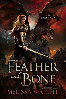 The Frey Saga Book VI book cover