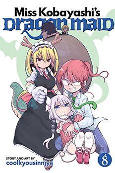 Miss Kobayashi's Dragon Maid, Vol. 8 book cover
