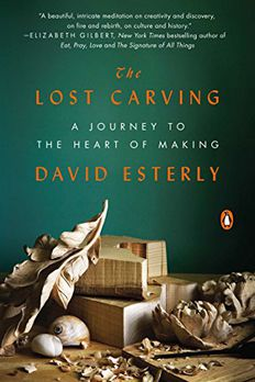 The Lost Carving book cover