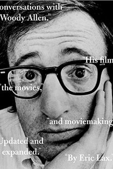 Conversations with Woody Allen book cover