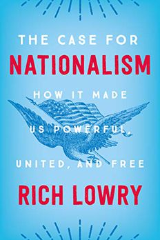 The Case for Nationalism book cover
