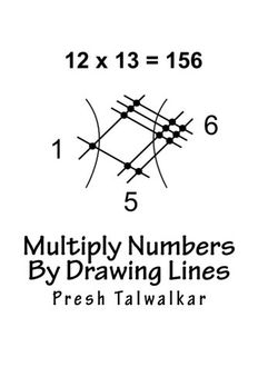 Multiply Numbers By Drawing Lines book cover