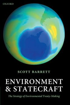 Environment and Statecraft book cover