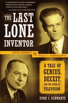 The Last Lone Inventor book cover