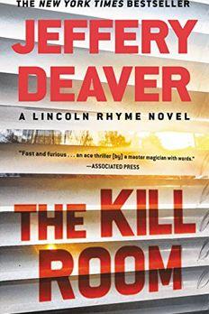 The Kill Room book cover