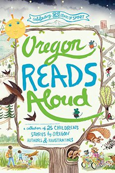 Oregon Reads Aloud book cover