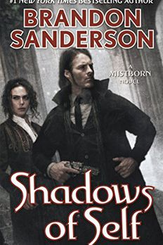 Shadows of Self book cover