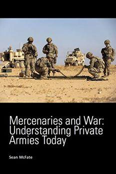 Mercenaries and War book cover