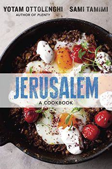 Jerusalem book cover