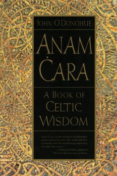 Anam Cara book cover