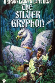 The Silver Gryphon book cover