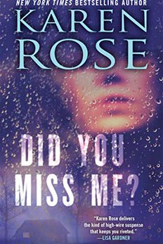 Did You Miss Me? book cover